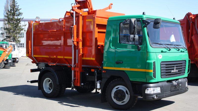 Загальна характеристика сміттєвозів