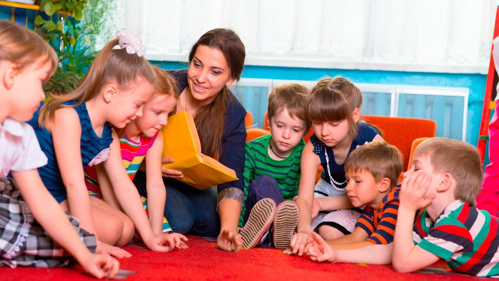 Переваги приватних дитячих садочків в Києві